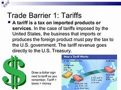 Tariffs – Are they On the Road to Explosion?